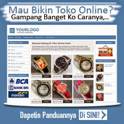 template toko online blogger