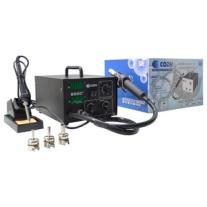 blower 852D+solder uap