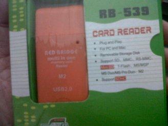 Card Reade Mini Harga Hanya Rp. 15.000,-