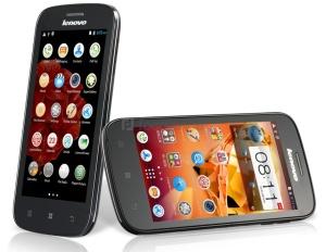 Smartphone lenovo a760