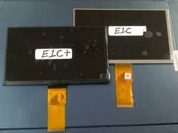 LCD ADVANCE E1C DEPAN