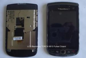 LCD Blackberry 9800 FULLSET ORISINIL