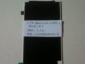 LCD NOTE 3