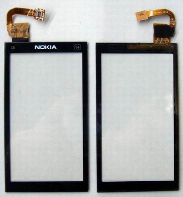 Touch Screen Nokia X6 Orisinil Hanya 75ribu