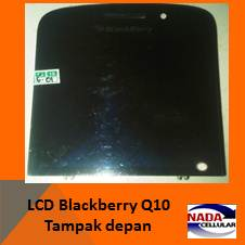 LCD BLACKBERRY Q10