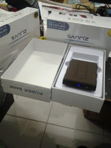 PB sanriz 5600mah packing